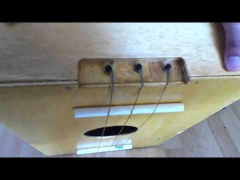Strings cajon