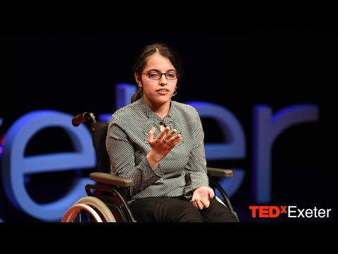 I Am Not a Number: A Refugee's Tale | Nujeen Mustafa | TEDxExeter