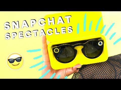 Snapchat Spectacles Review | TECH TALK