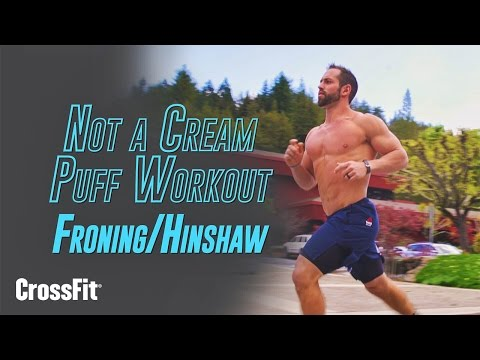 Not a Cream Puff Workout  With Chris Hinshaw and Rich Froning