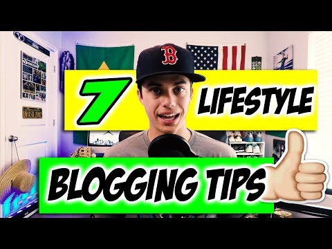 7 Lifestyle Blog Tips to Stand Out From the Crowd