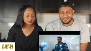 Download Marvel Studios Avengers: Endgame (official trailer) (reaction) Video