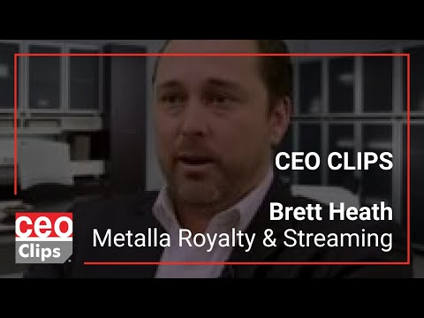 Direct Exposure To Gold & Silver Prices - Metalla Royalty & Streaming
