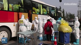 China's Wuhan reports zero increase in novel coronavirus infections