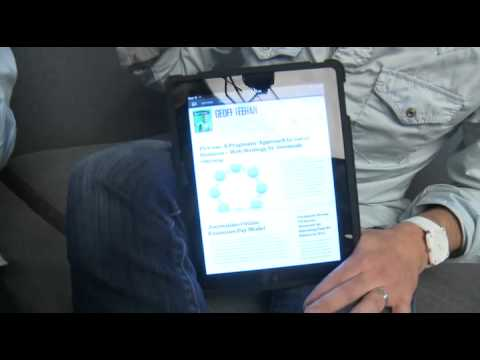 Get your own iPad magazine with TweetMag