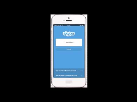 Tips & Tricks : How to Use Skype on iPhone and iPad - IOS 9 / 9.1/ 9.2.1