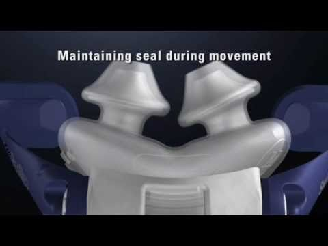 CPAP Users Can Prevent Air Leaks with the ResMed Swift™ LT Dual Wall Nasal Pillows