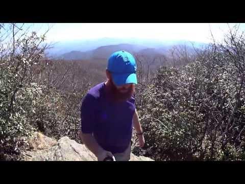 Appalachian Trail: Trey Mountain, GA - 11