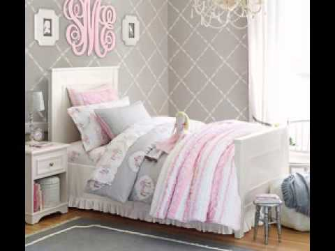 Creative Room wallpaper design ideas for girls