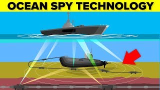 The US Secret Underwater Spy Technology – The US Navy's SOSUS