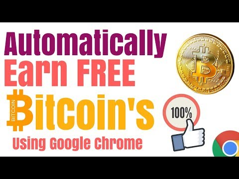 How to Earn Free Bitcoins Automatically (Do Nothing)