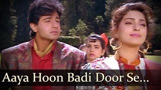 Aaya Hoon Badi Door Se - Juhi Chawla - Vivek Mushran - Bewafa Se Wafa - Bollywood Songs