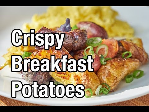 How to Make Crispy Breakfast Potatoes | Belly on a Budget | Episode 4