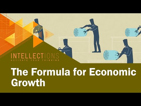 The Formula For Economic Growth