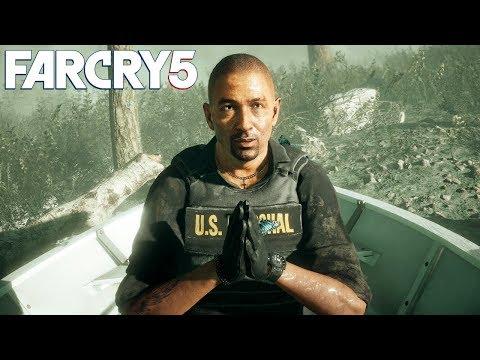 Far Cry Part 29 - Igorance Is Bliss: Save the Marshall from Faith