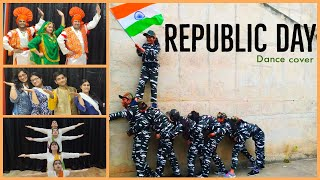 Patriotic Dance | Republic Day Special Dance 2021 | Freedom2dance Choreography