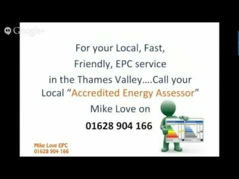 Best EPC in Reading Berks | Call 01628 904166 | Cheaper Energy Performance Certificate