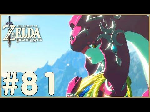 Zelda: Breath Of The Wild - Champion Mipha (81)