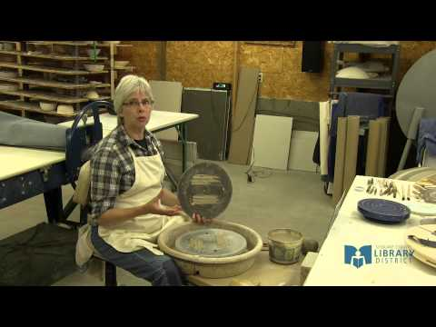 Learn To Make a Pottery Bowl: Part 1 Preparing the Clay/Centering the Clay on the Wheel