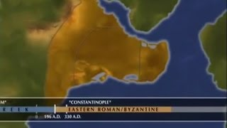 İstanbul'un ilk yerleşim zamanından Bizans dönemine