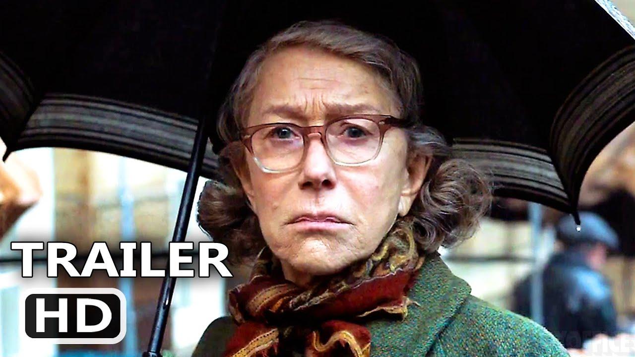 THE DUKE Trailer (2021) Helen Mirren, Fionn Whitehead, Jim Broadbent Movie