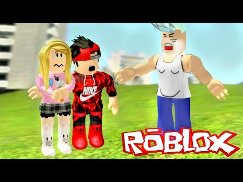 MY GRANDPA CALLED ME FAT!! | Roblox Roleplay