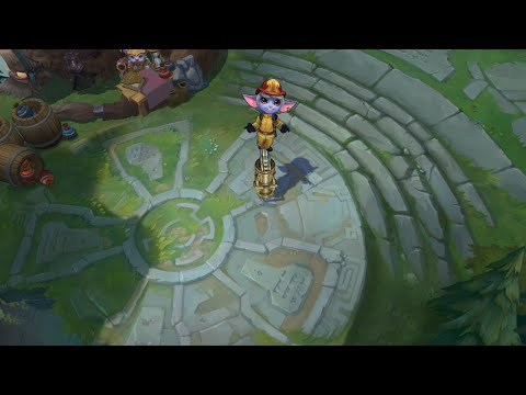 LOL PBE 1/14/2015 Update: Firefighter Tristana Update Preview