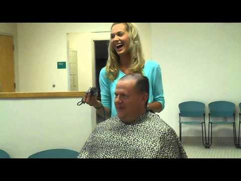 WPD chief gets head shaved