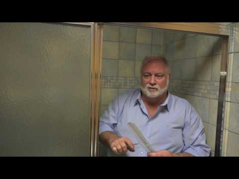 How To Clean Shower Doors In 60 Seconds