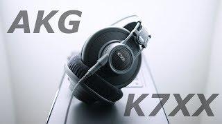 "AKG K7XX - The ""Affordable"" Audiophile Headphones!"