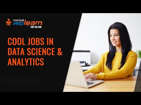 7 Cool Jobs for Data Science Graduates