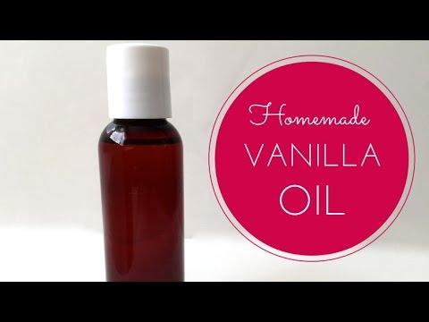 How To Make Homemade Vanilla Oil