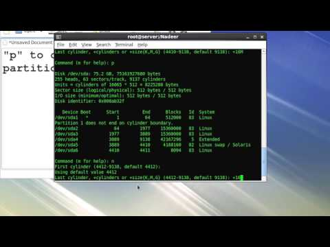 RAID 5 Configuration On Red Hat Linux 6 [NO AUDIO][RAW]
