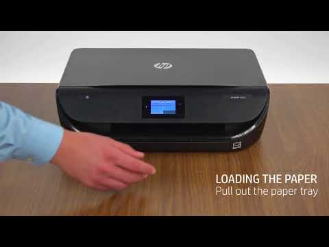 HP all in one fotoprinter ENVY Photo 5020