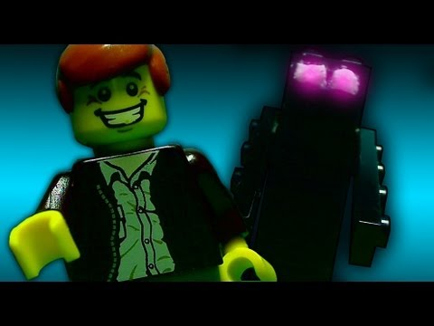 Lego Minecraft - The Enderman
