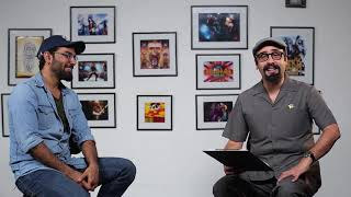 Yasir Hussain Funny Interview with Voice Over Man - PROMO