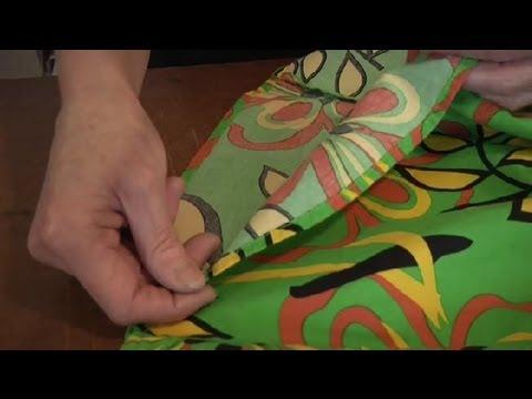 Sewing a Circular Hem : Sewing for Dresses