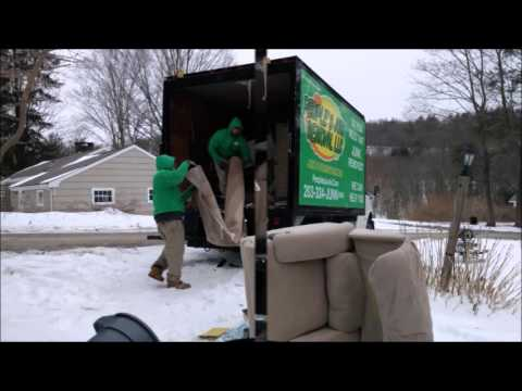Junk , Rubbish and Old furniture Removal in CONNECTICUT