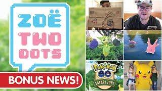DORTMUND DISASTER? CELEBI @ GO FEST? SQUIRTLE SQUAD!?!? ZTD News - Pokemon GO | ZoeTwoDots