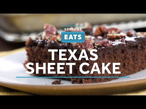 How to Make Texas Sheet Cake