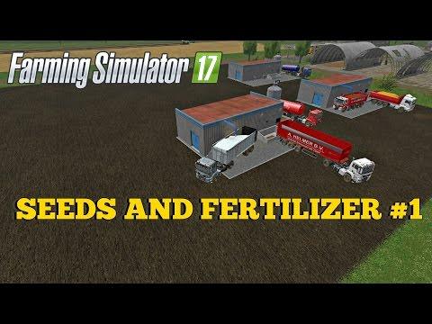FS | 17 | Mods SEEDS AND FERTILIZER #1