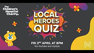 CCM's Local Heroes Quiz in partnership with Sheffield Children's Hospital Charity