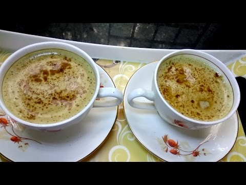 How to make Coffee at home without machine | indian cappuccino recipe