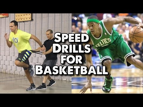 Speed, Agility, Explosiveness Drills for Basketball