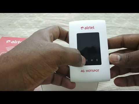 How to break airtel modem password -