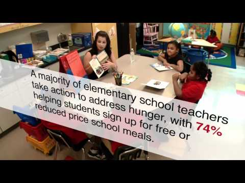 Help AFT & Share Our Strength End Childhood Hunger