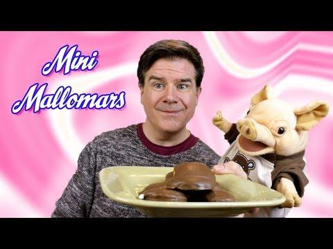 Mini Mallomars:  3 Ingredient Recipes