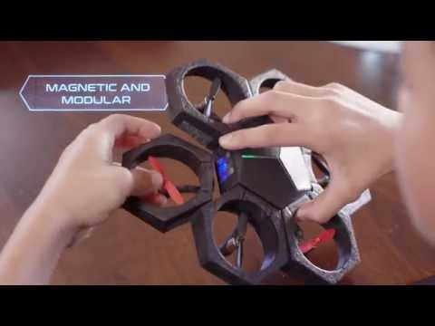Airblock: The Modular and Programmable Starter Drone