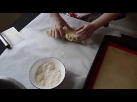 Kneading Biscuit Dough