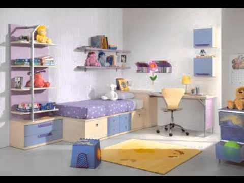 Creative Childrens bedroom decorating ideas